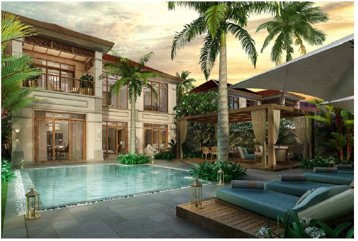 biet thu fusion resort & villas