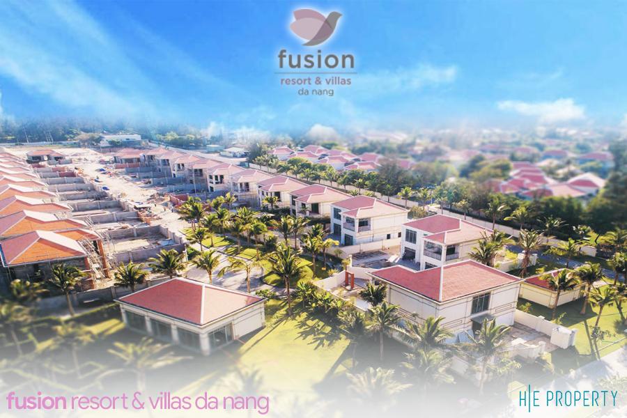 Fusion Resort & Villas Đà Nẵng, Fusion Nam Phát Đà Nẵng, Bán Fusion Đà Nẵng, Tiến độ dự án Fusion Đà Nẵng, Fusion resort Đà Nẵng