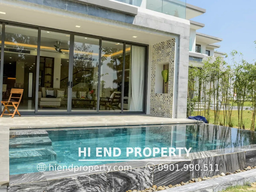 the point villas da nang, rent a villa in Danang