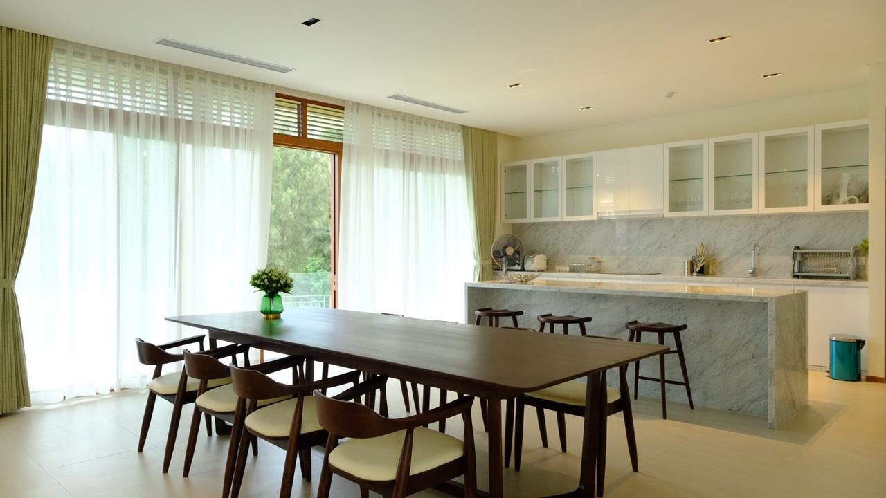 Rent a long-term villa, villa rental long-term, ocean estates da nang