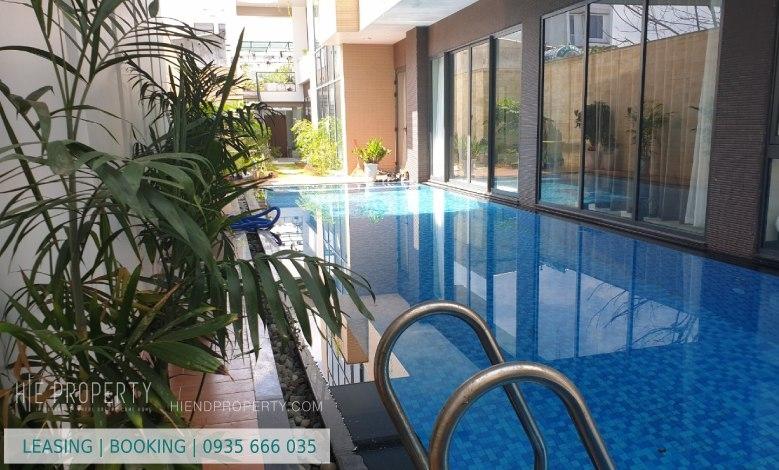 Cho thue biet thu da nang, villa for rent da nang